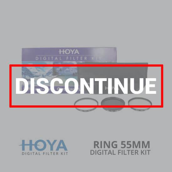 jual HOYA Filter Digital Filter Kit 55mm harga murah surabaya jakarta