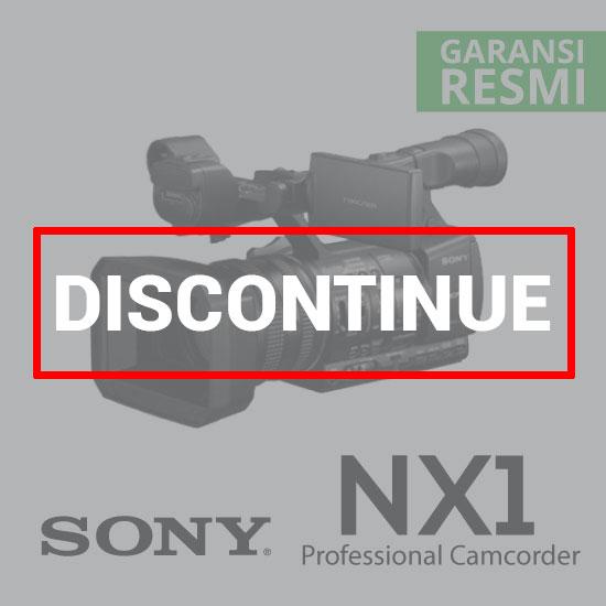 jual Sony Camcorder NX1 harga murah surabaya jakarta