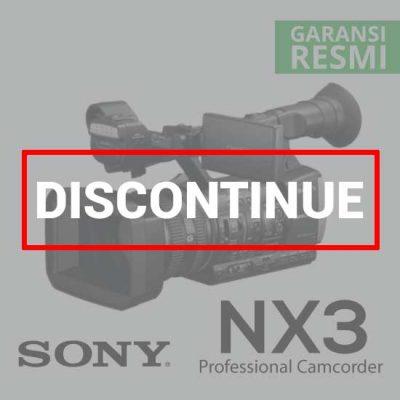 Sony Camcorder NX3 Discontinue