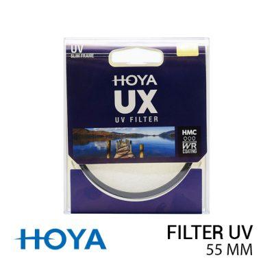 jual filter HOYA Filter UV (C) HMC Slim Frame 55mm harga murah surabaya jakarta