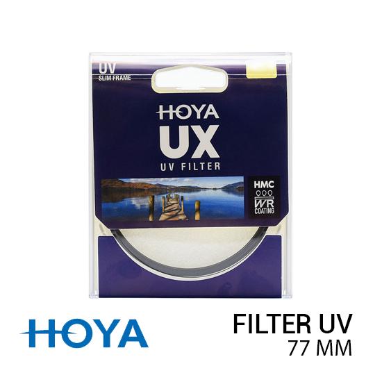 jual filter HOYA Filter UV (C) HMC Slim Frame 77mm harga murah surabaya jakarta