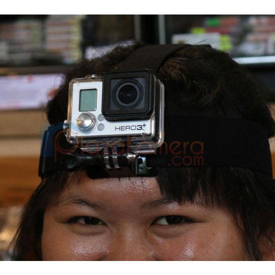 GoPro Third Party Head Strap