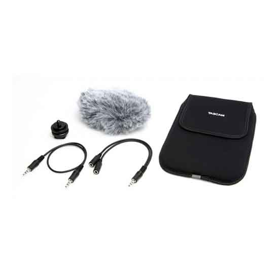 TASCAM AK-DR11C DR Series Accessory Pack for DSLR Connection