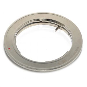 JJC Lens Adapter From Olympus OM to EOS