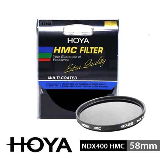 Jual HOYA Filter NDx400 HMC 58mm surabaya jakarta