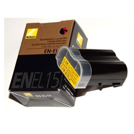 Baterai Original Nikon EN-EL15