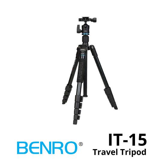 jual Benro Tripod - IT 15