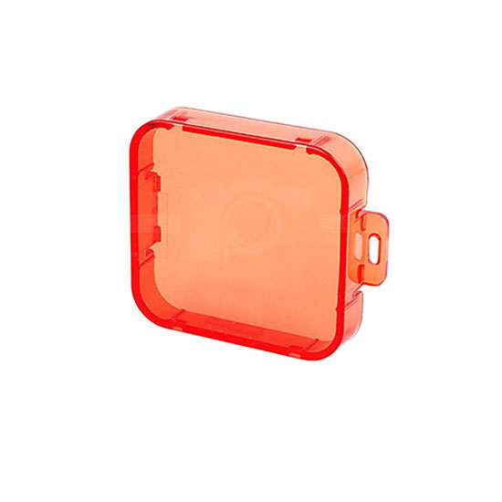 GP150R - GoPro 3rd Party Color Filter Red Dive Housing