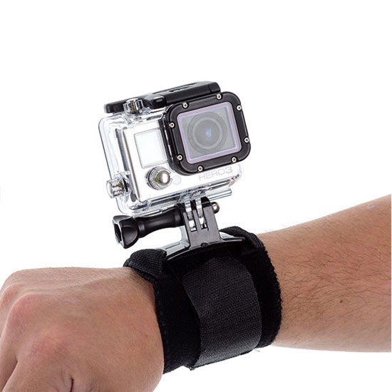 GoPro 3rd Party New Wrist Band