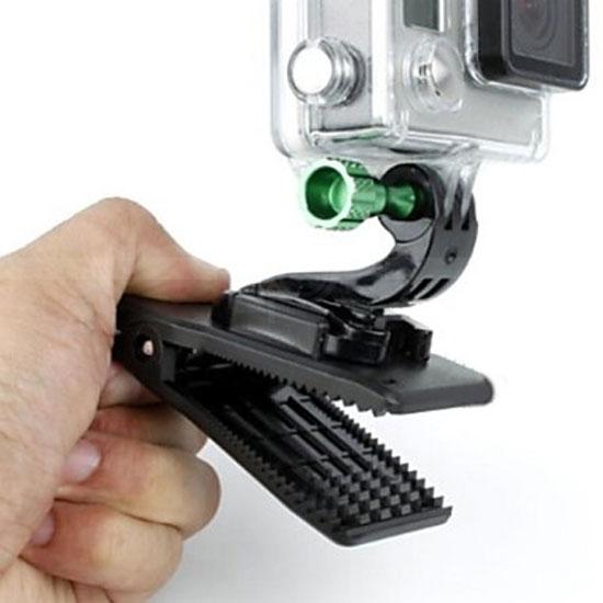 GoPro Third Party Quick Attach Clip Mount