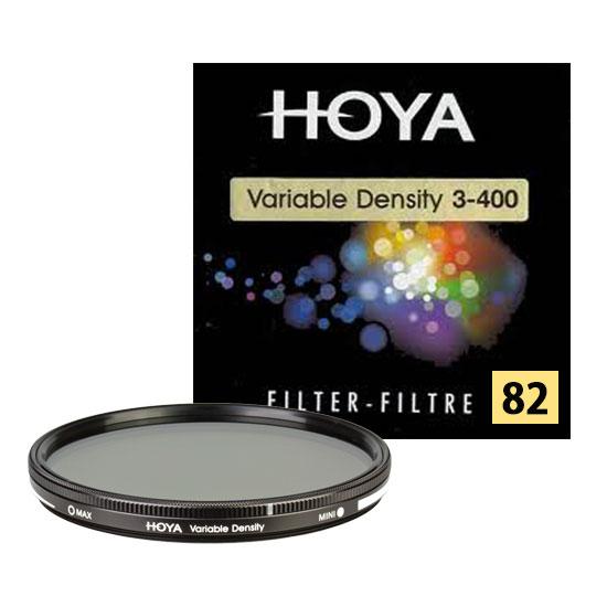 HOYA Filter Variable Density 82mm