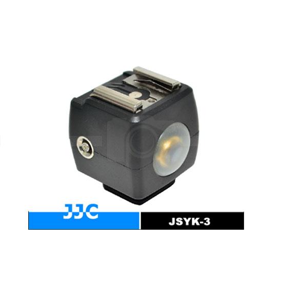 JJC Hotshoe Adapter Optical Slave JSYK-3B