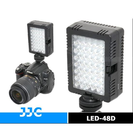 JJC LED-48D Macro LED Light