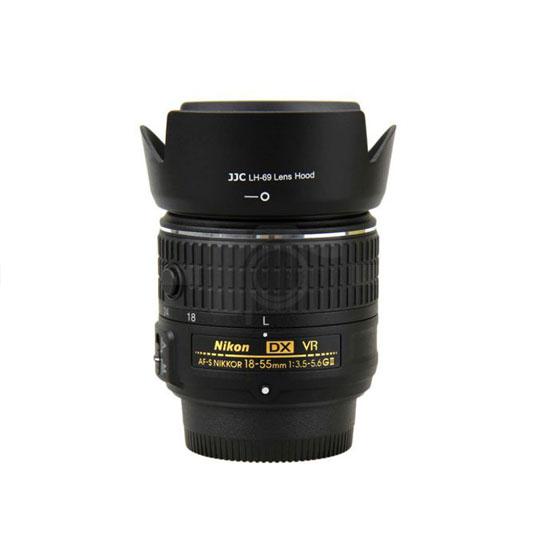 JJC Lens Hood LH-69 Compatible With HB-69