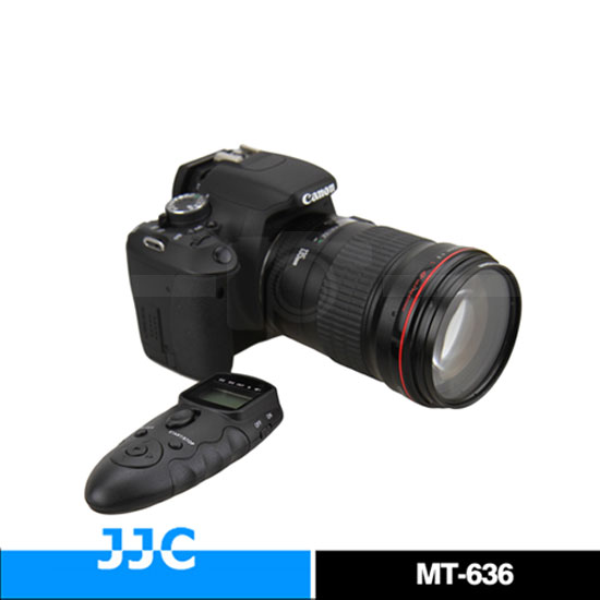 JJC MT-636 Multi-exposure and Infrared Remote