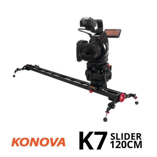 Jual Slider Kamera DSLR Konova Slider K7 Ukuran 120CM