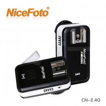 NiceFoto Wireless Flash Trigger Kit CN-2.4G