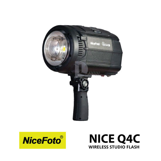 jual NiceFoto Wireless Studio Flash Q4C