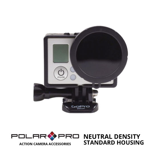 jual PolarPro Standard Housing Neutral Density Filter