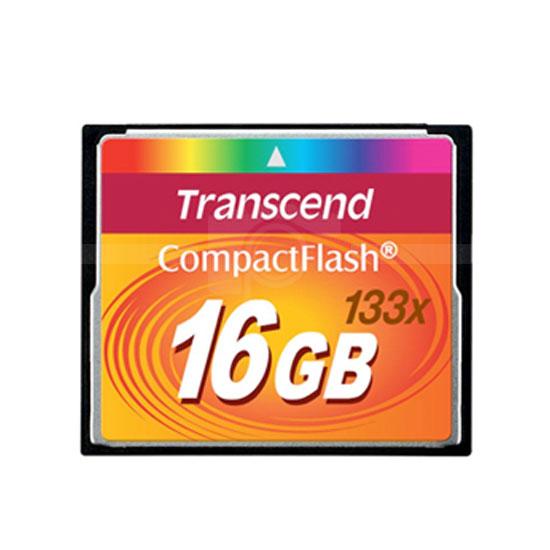 Transcend Compact Flash 16GB 133x