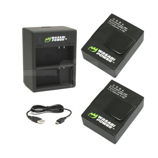 Wasabi Power Battery