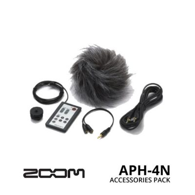 jual ZOOM APH-4N Accessory Pack for DSLR
