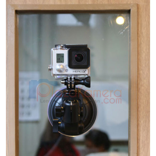 GoPro Third Party Suction Cup 9cm