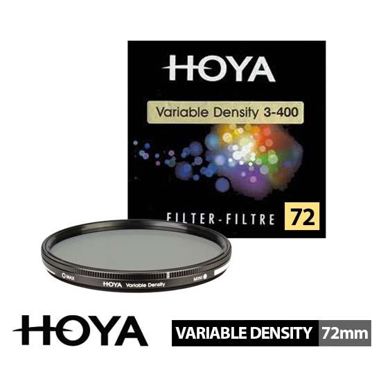 Jual HOYA Filter Variable Density 72mm surabaya jakarta