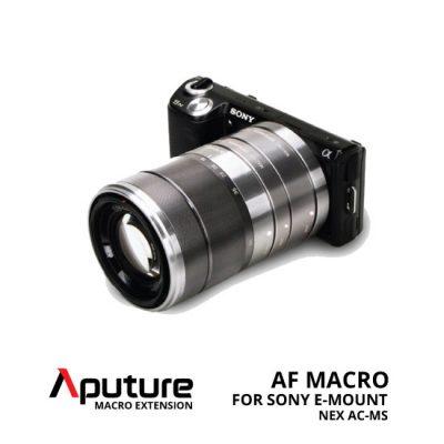 jual Aputure AF MET Macro Tube Sony E-Mount Nex AC-MS
