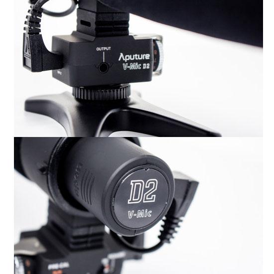 Aputure Microphone V-Mic D2