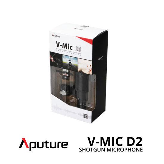 jual Aputure Microphone V-Mic D2