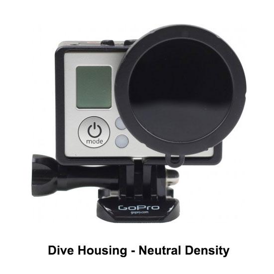 PolarPro Dive Housing Neutral Density Filter