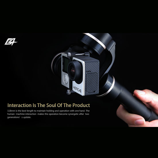 Jual Feiyu G4 Ultra Gimbal For GoPro