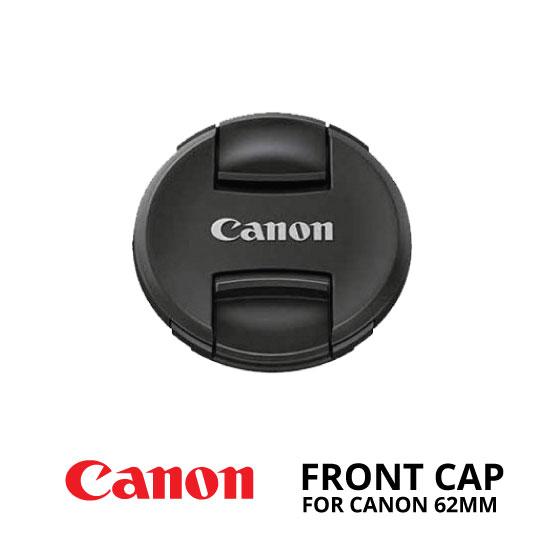 jual Front Cap Canon 62mm