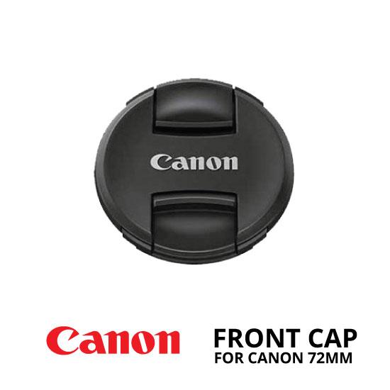 jual Front Cap Canon 72mm