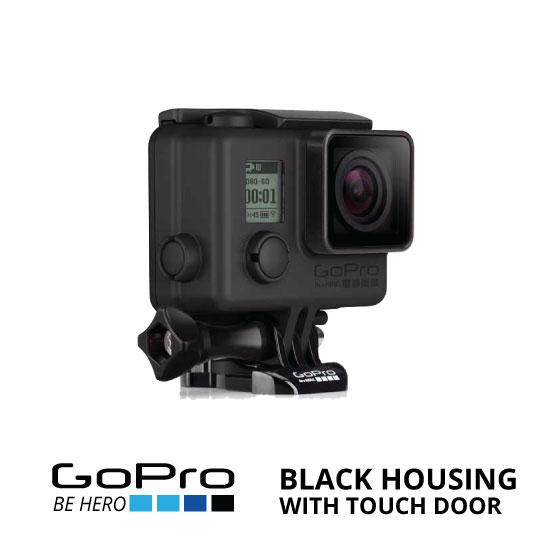 jual GoPro Black Housing For HERO4 with Touch Door