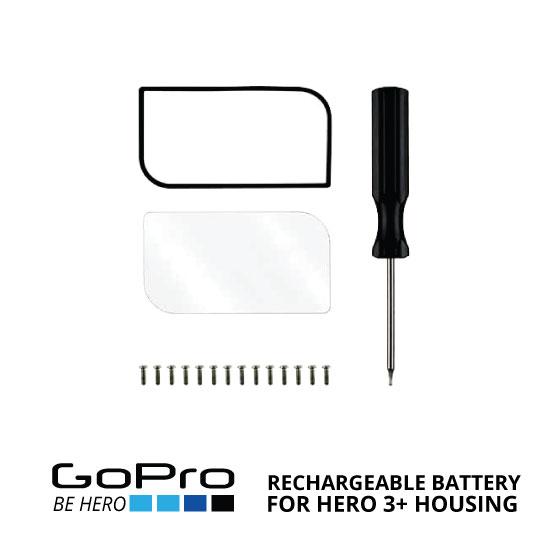 jual GoPro Lens Replacement Kit HD3+ Housing ADLRK-301