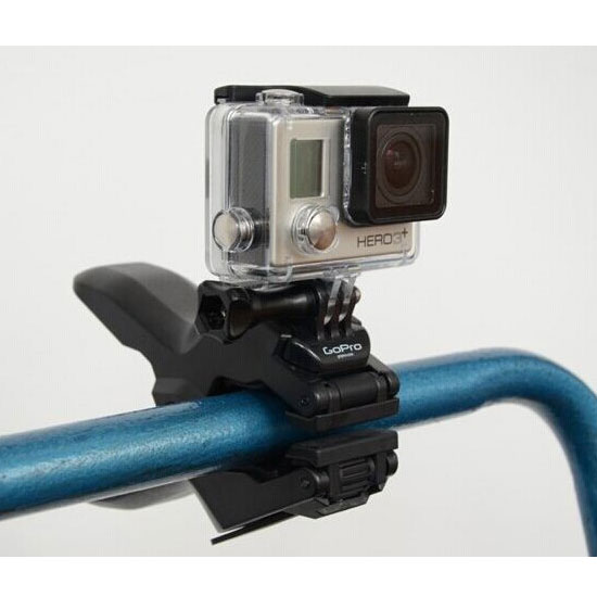 Gopro 3rd Party Jaws Flex Clamp