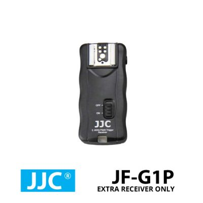 jual JJC Trigger JF-G1P Extra Receiver Only