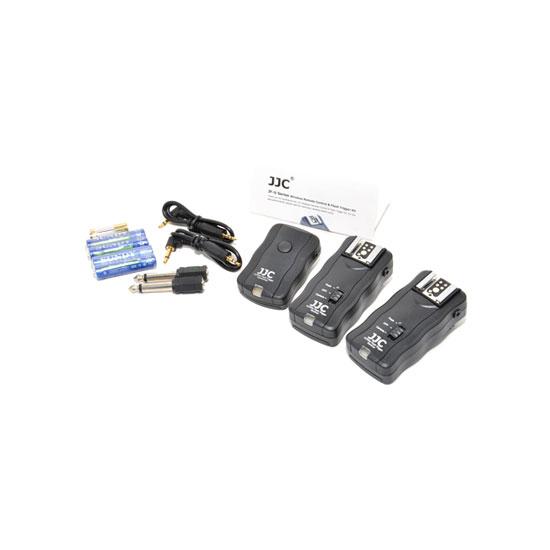 JJC Trigger JF-U2 (433 Mhz + 1 Receiver)