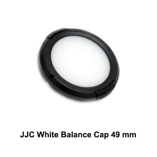 JJC White Balance Cap 49 mm