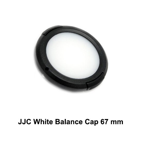 JJC White Balance Cap 67 mm