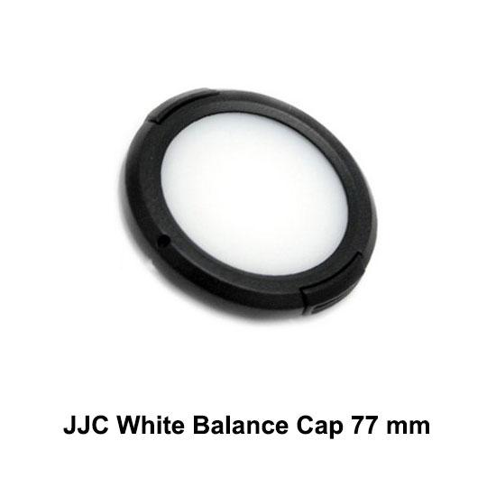 JJC White Balance Cap 77 mm