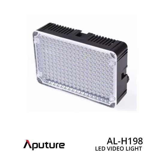 Jual Lampu Aputure Amaran LED Video Light AL-H198 harga terbaik
