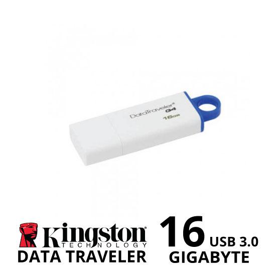 jual Kingston Data Traveler Generation USB 3.0 16GB