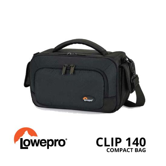 jual Lowepro Clip 140 Black