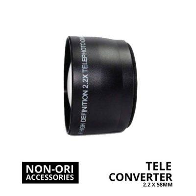 jual Lens Tele Converter 2.2x 58mm
