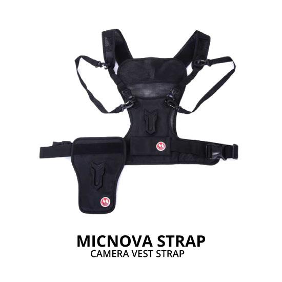 jual Micnova Camera Vest Strap