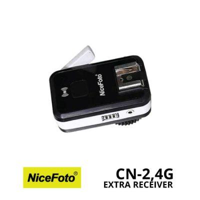 jual NiceFoto Trigger Wireless Extra Receiver CN-2,4G