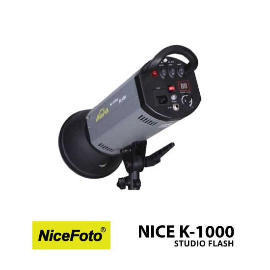 jual NiceFoto Lampu Studio K-1000